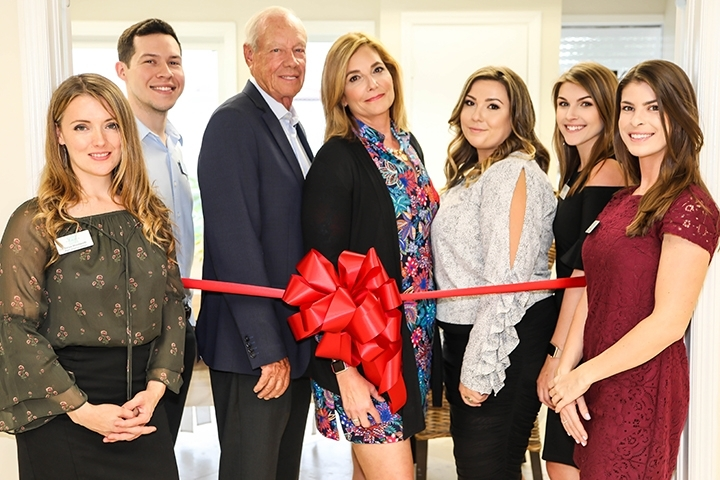 Adams Media Group Celebrates One-Year Anniversary and Office Expansion with Ribbon-Cutting Ceremony