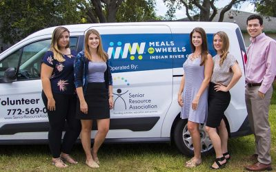Adams Media Group Adopts Meals on Wheels Route